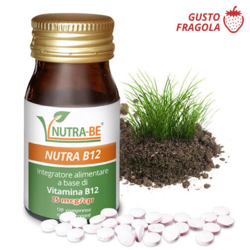 integratore vitamina b12 compresse - nutra be b12