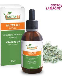 integratore vitamina d3 - nutra d3